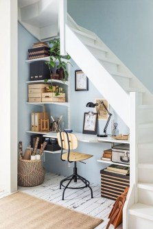 Astonishing Small Home Office Design Ideas To Try Today 20