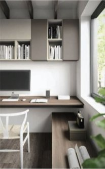 Astonishing Small Home Office Design Ideas To Try Today 21