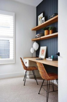 Astonishing Small Home Office Design Ideas To Try Today 23
