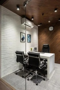 Astonishing Small Home Office Design Ideas To Try Today 29