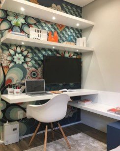 Astonishing Small Home Office Design Ideas To Try Today 39