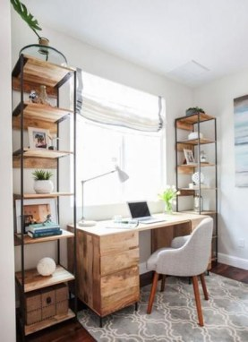 Astonishing Small Home Office Design Ideas To Try Today 42