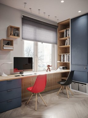 Astonishing Small Home Office Design Ideas To Try Today 44
