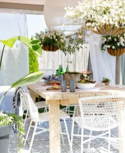 Beautiful Indoor And Outdoor Beach Dining Spaces Ideas To Copy Asap 01