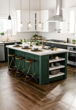 Chic Kitchen Design And Decorating Ideas For You To Copy 07
