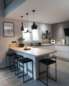 Chic Kitchen Design And Decorating Ideas For You To Copy 22