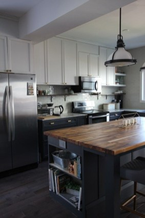 Creative Kitchen Island Design Ideas For Your Home 16