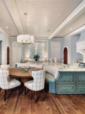 Creative Kitchen Island Design Ideas For Your Home 26