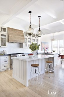 Creative Kitchen Island Design Ideas For Your Home 40