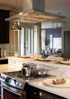 Creative Kitchen Island Design Ideas For Your Home 46