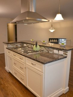 Creative Kitchen Island Design Ideas For Your Home 48