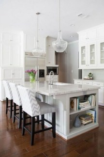 Creative Kitchen Island Design Ideas For Your Home 50