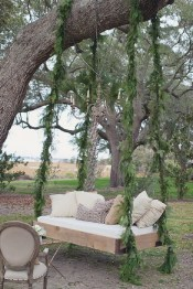 Creative Swing Chairs Garden Ideas That Looks Adorable 01