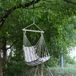 Creative Swing Chairs Garden Ideas That Looks Adorable 04