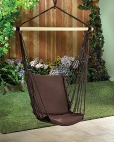 Creative Swing Chairs Garden Ideas That Looks Adorable 17