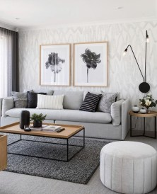 Cute Living Room Design Ideas For You To Create 03