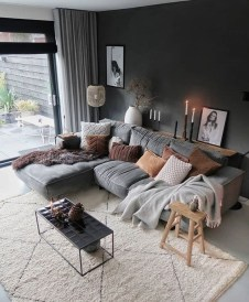 Cute Living Room Design Ideas For You To Create 05