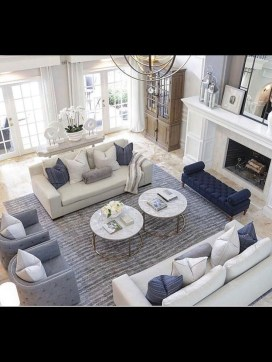 Cute Living Room Design Ideas For You To Create 17