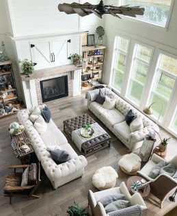 Cute Living Room Design Ideas For You To Create 19