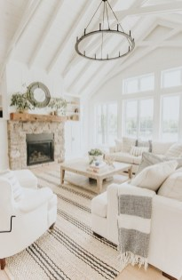 Cute Living Room Design Ideas For You To Create 23