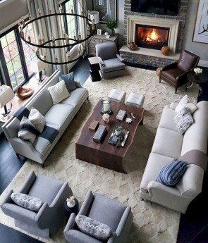 Cute Living Room Design Ideas For You To Create 27