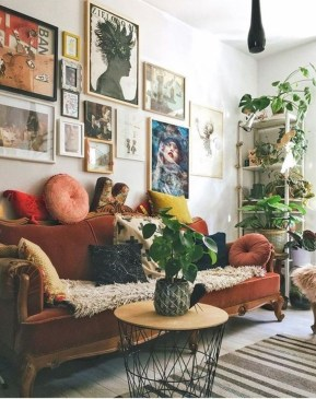 Cute Living Room Design Ideas For You To Create 36