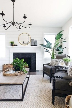 Cute Living Room Design Ideas For You To Create 45
