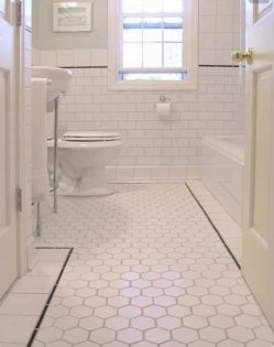 Enjoying Small Bathroom Floor Tile Design Ideas To Inspire You 03