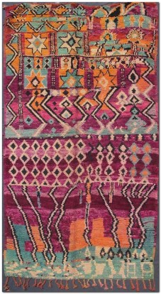 Fancy Colorful Moroccan Rugs Decor Ideas That You Need To Know 44