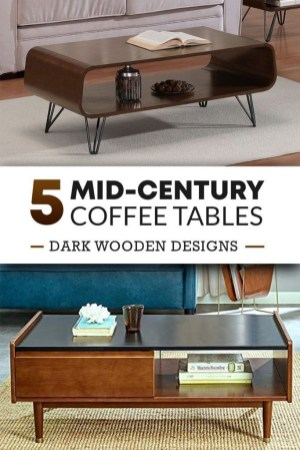 Marvelous Mid Century Modern Coffee Table Ideas To Try This Month 37