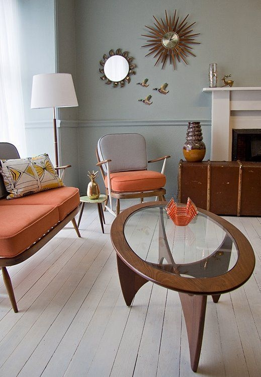Marvelous Mid Century Modern Coffee Table Ideas To Try This Month 40