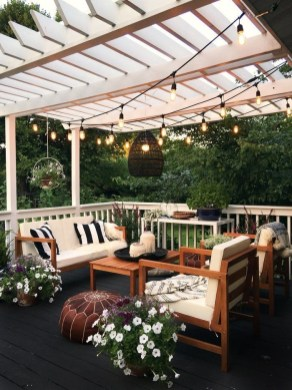 Newest Home Outdoor Decoration Ideas For Enjoying Your Days 45