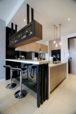 Popular Home Mini Bar Kitchen Designs Ideas To Have Asap 34