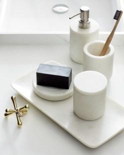 Pretty Bathroom Accessories Design 19