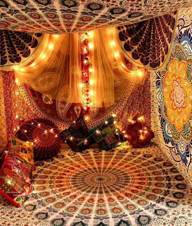Pretty Bohemian Style Decorating Ideas For New And Reliable Inspirations 02