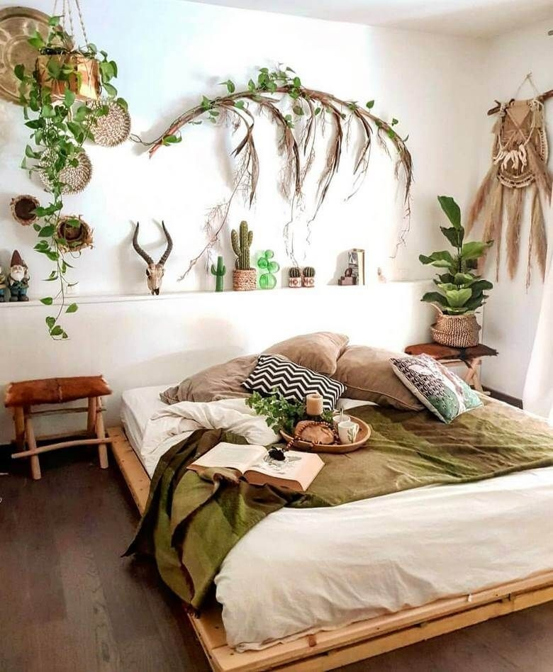 Pretty Bohemian Style Decorating Ideas For New And Reliable Inspirations 08