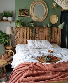 Pretty Bohemian Style Decorating Ideas For New And Reliable Inspirations 11