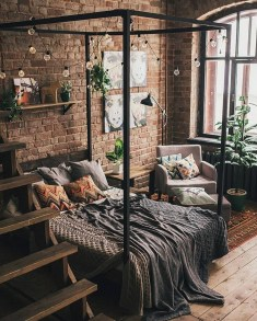 Pretty Bohemian Style Decorating Ideas For New And Reliable Inspirations 21