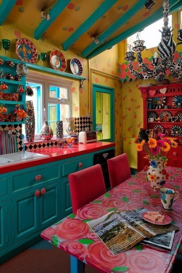 Pretty Bohemian Style Decorating Ideas For New And Reliable Inspirations 39