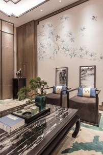 Pretty Chinese Living Room Decor Ideas To Try Asap 50