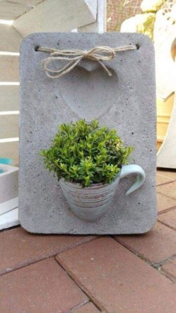 Relaxing Diy Concrete Garden Boxes Ideas To Make Your Home Yard Looks Awesome 07