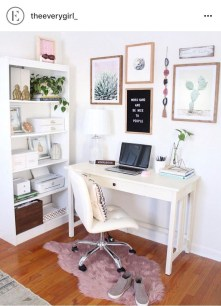 Unique Small Home Office Design Ideas To Try Asap 13
