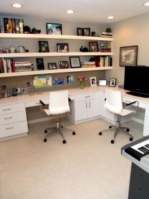 Unique Small Home Office Design Ideas To Try Asap 20