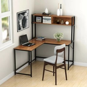Unique Small Home Office Design Ideas To Try Asap 21