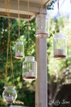Adorable Diy Light Design Ideas For Stunning Home Outdoor 29