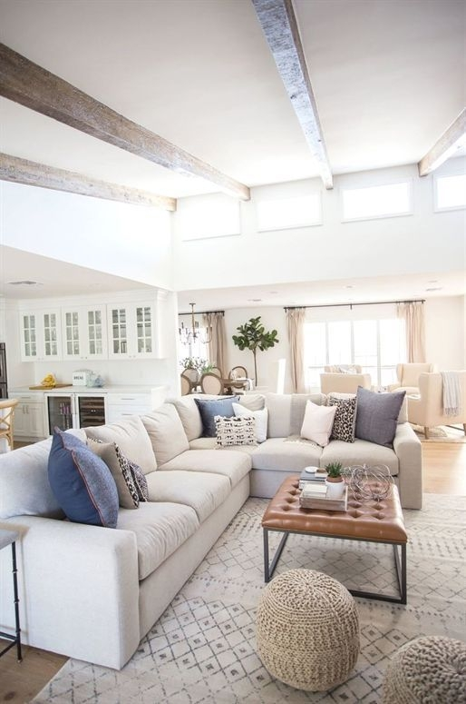Attractive Family Room Designs Ideas That Will Inspire You 05