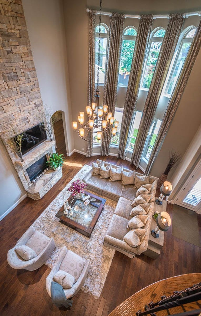 Attractive Family Room Designs Ideas That Will Inspire You 17