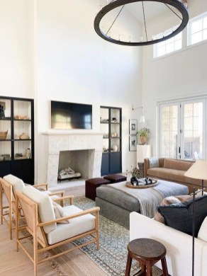 Attractive Family Room Designs Ideas That Will Inspire You 25