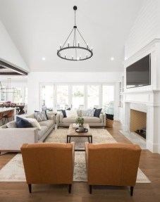 Attractive Family Room Designs Ideas That Will Inspire You 29