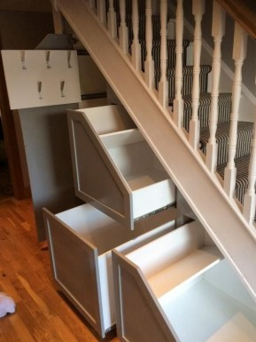 Awesome Storage Ideas For Under Stairs To Try Asap 06